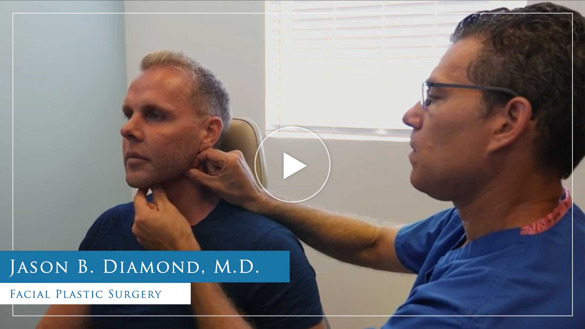Video: Dr. Jason Diamond - Kenneth's Custom Jaw and Chin Implant Transformation in Beverly Hills